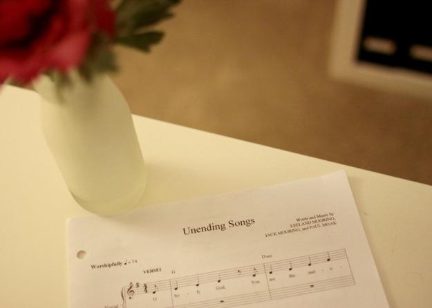 unending songs