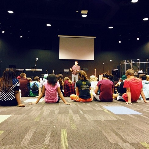 5Things - student ministry
